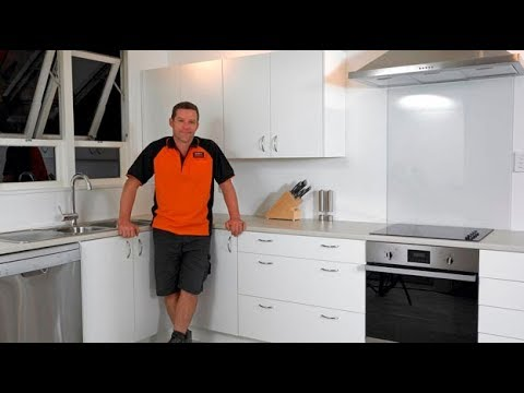 Flat Pack Kitchens >> How To Install A Flat Pack Kitchen Part 1 Mitre 10 Easy As Youtube