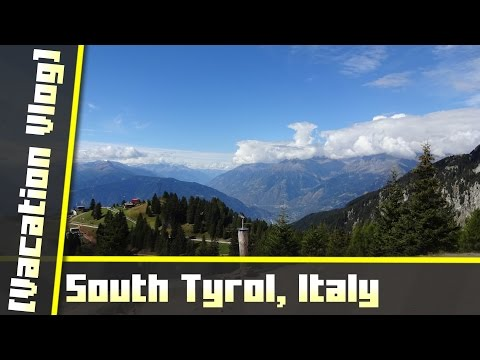 Vacation in South Tyrol, Italy [Vlog]