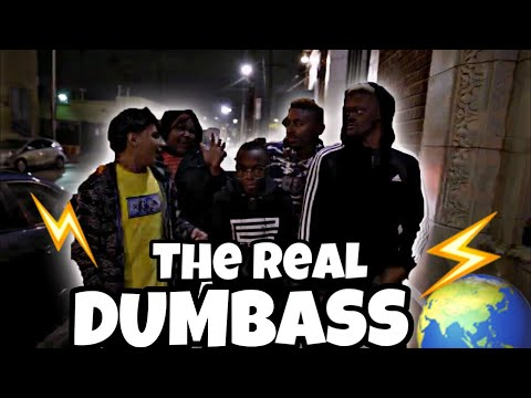 THE REAL  DUMBASS WORLD : BEHIND THE SCENES  OF NEW REALITY SHOW
