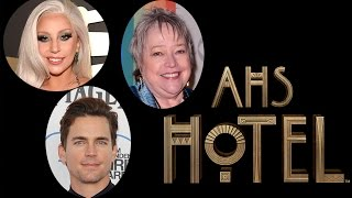 American Horror Story: Hotel Character Breakdowns Revealed!