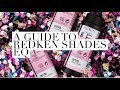 A GUIDE TO REDKEN SHADES EQ