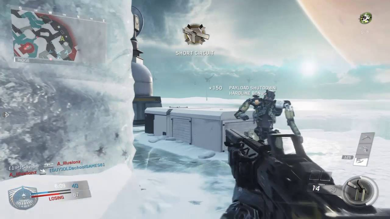 Call of Duty Infinite Warfare Domination   Call of duty
