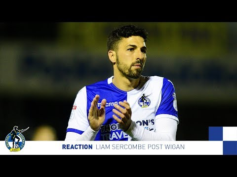 Reaction: Liam Sercombe Post Wigan