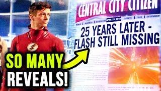 The Flash 2049 Article Reveals BATWOMAN