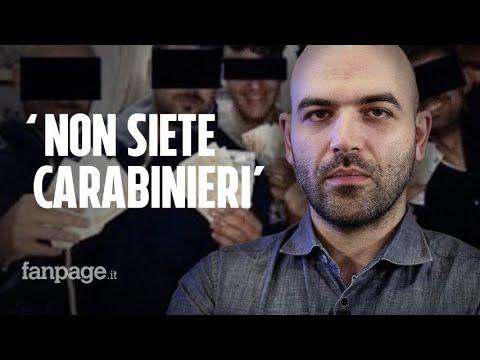 Carabinieri arrestati a Piacenza, Roberto Saviano: 'Non è Gomorra, è molto peggio'