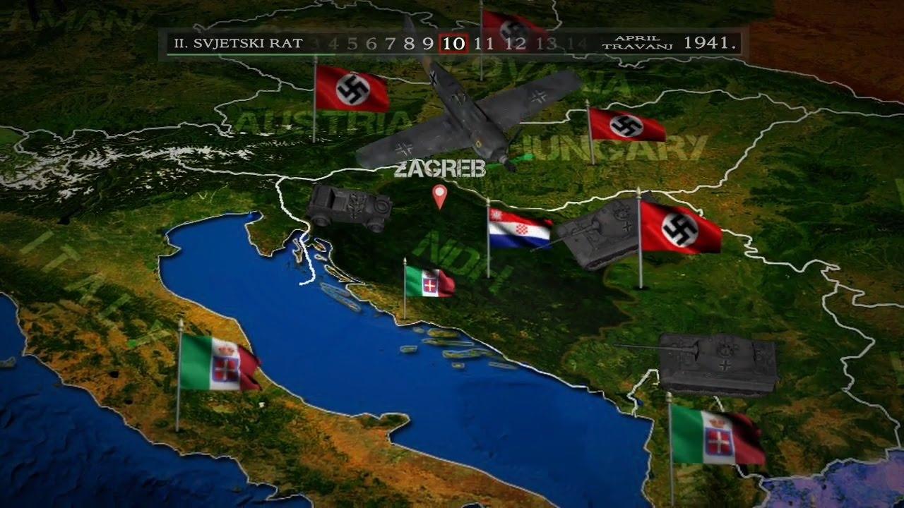 2 Svjetski Rat World War II