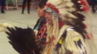 Pow Wow with the Flathead Lake tribes of Montana USA