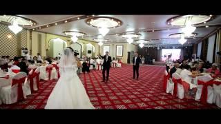 Самая лучшая свадьба в Актобе 2014 г