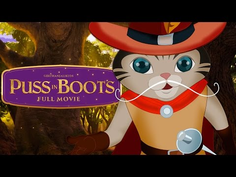 Puss In Boots Cartoon - Full Movie