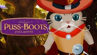 Puss In Boots Cartoon - Full Movie