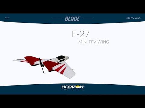 Blade UM F-27 FPV BNF Basic