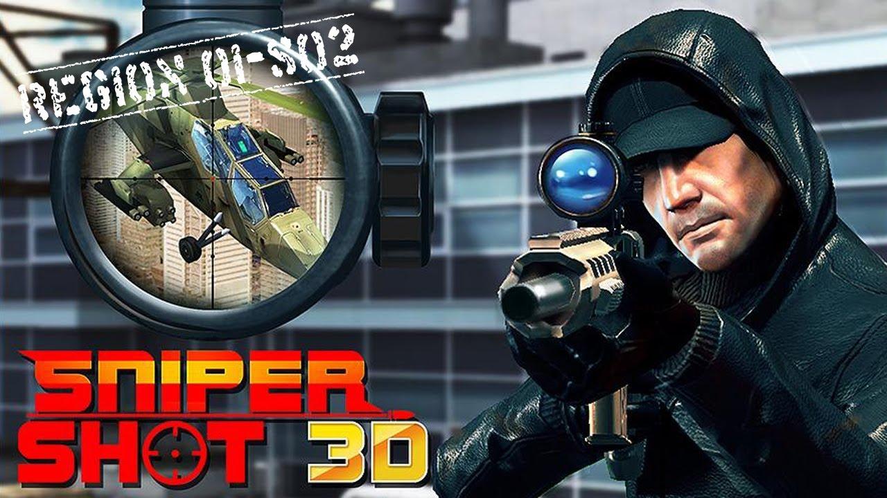 [Game] Bạn Có Phải Là Xạ Thủ – Sniper Shot 3D: Call of Snipers (REGION 01-S02)