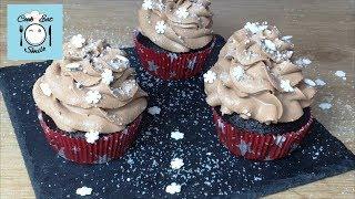 Шоколадные капкейки/ Шоколадные кексы