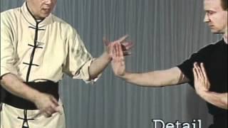 Tai Chi, Тай чи Ч12 Hu Die Chuan Hua, рычаг пальцев и выверт руки