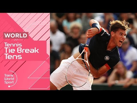 Tie Break Tens 2016 | Dominic Thiem | Trans World Sport