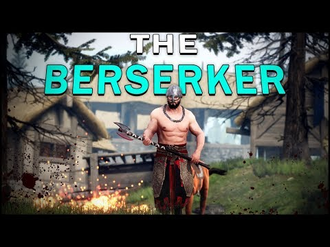 THE BERSERKER - Mordhau (Invasion Gameplay) *NEW MODE*