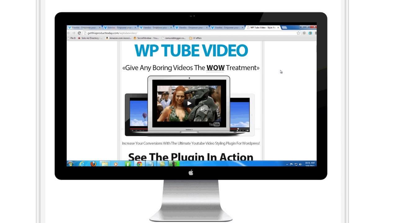 Custom Youtube Video Player for Website - Customizing Youtube Embed