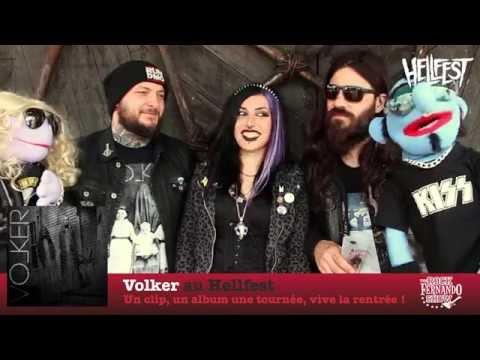 VOLKER - Hellfest 2016