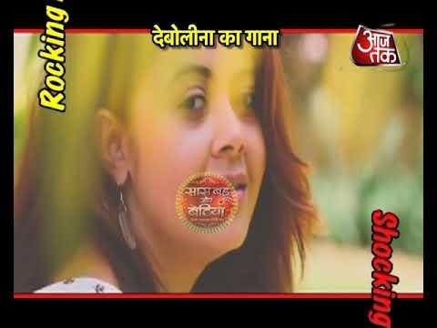 Devoleena Bhatacharjee's Music Album thumbnail