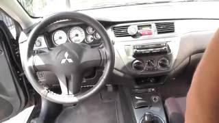 Как открутить передние сидения Mitsubishi Lancer 9