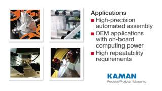 Kaman Precision Products - SC 2440 Self contained analog output displacement sensors