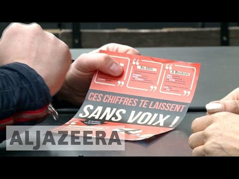 France: Voter apathy high ahead of election