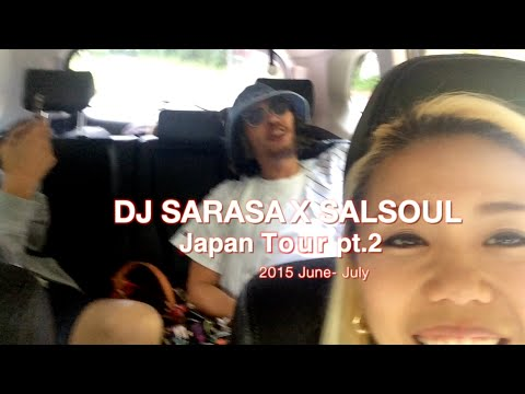 Tour with DJ SARASA... part 2!