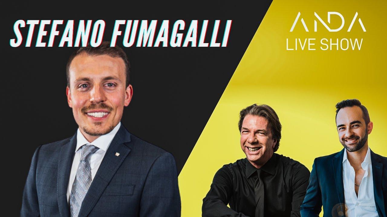 ANDA Live Show con Ospite Stefano Fumagalli
