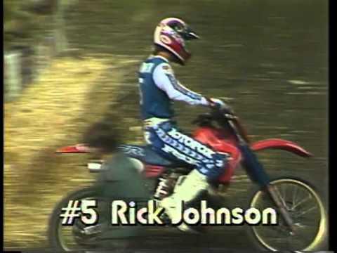 Supercross Classics 1986 - Seattle