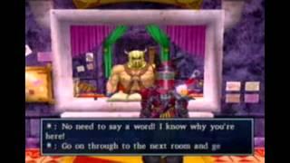 Loquendo Crítica a Dragon Quest VIII El periplo del rey maldito. Parte 2
