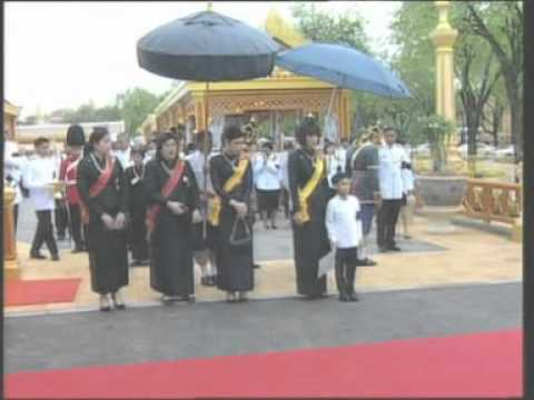 9APR12 THAILAND ; Part 35 ; Royal Cremation of Her Royal Highness Princess Bejaratana
