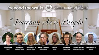Beyond the Walls - Journey As a People