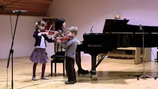 W. A. Mozart - Allegretto