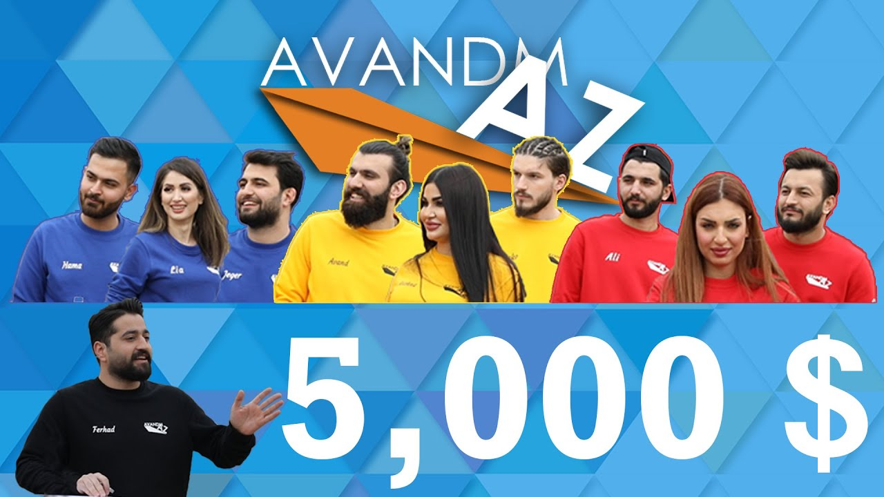 Download AVANDM AZ ( CHALLENGE ) ( 5,000$ !!! )