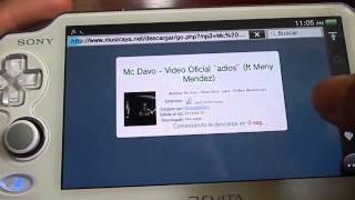 Download LOS 5 MEJORES ¡¡sitios para descargar musica para psvita
