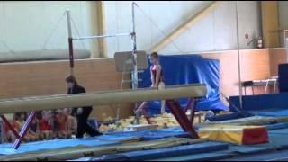19 мая, 2012. СПб. СДЮШОР № 3. Спортивная гимнастика.