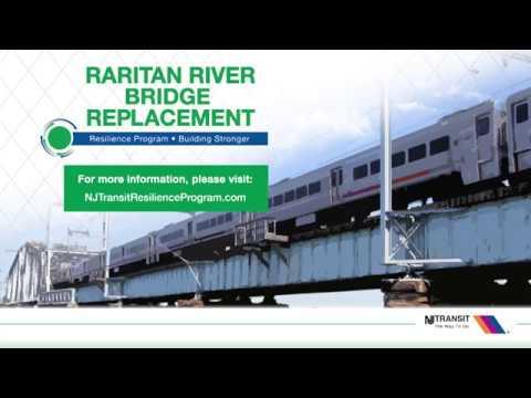 Raritan River Bridge Replacement Project