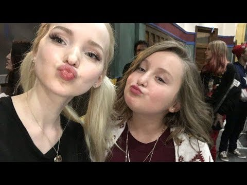 Dove Cameron Cheers Up Fan Suffering from Depression