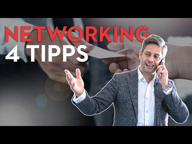 SO baust Du Dir ein starkes Netzwerk auf - 4 Tipps für garantierten Erfolg!