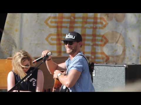 Ride- Chase Rice with Fan