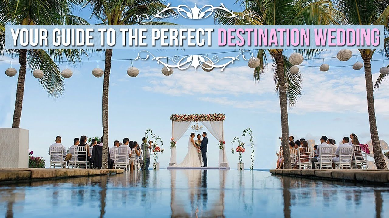 Hiring a Destination Wedding Planner