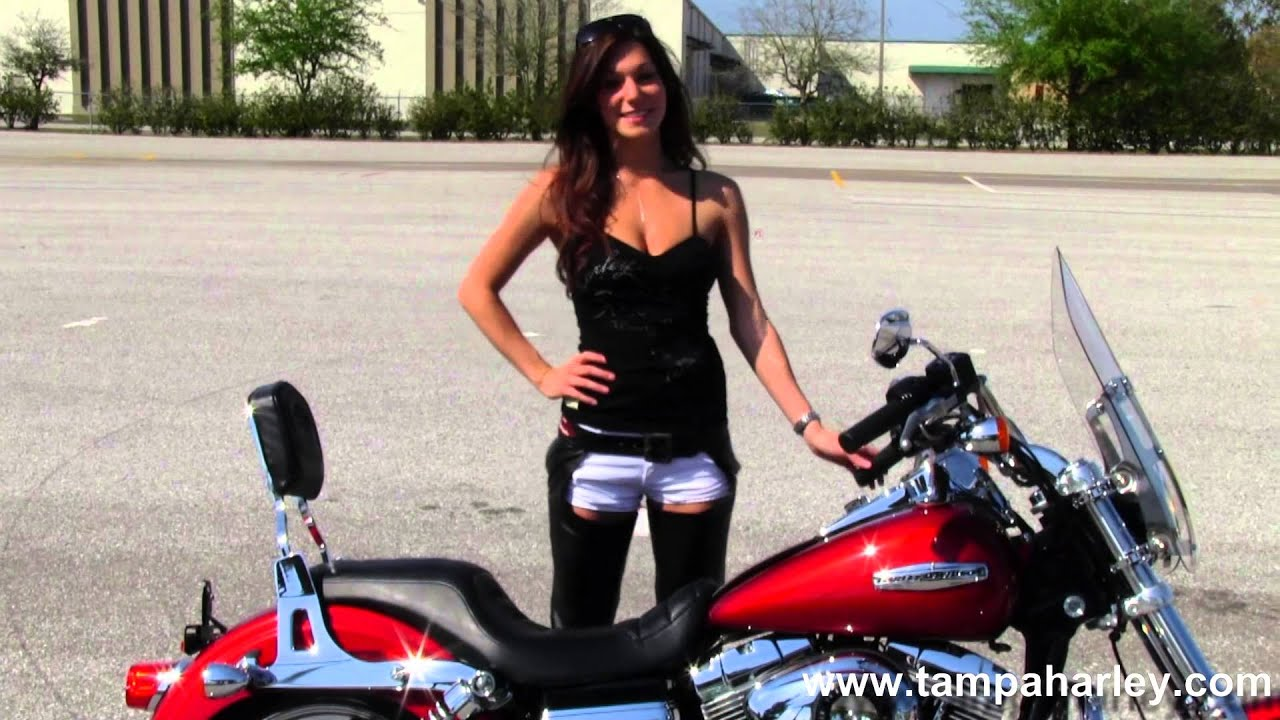 Used 2008 Harley-Davidson FXDC Dyna Super Glide Custom For