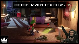 October's Top Twitch Clips