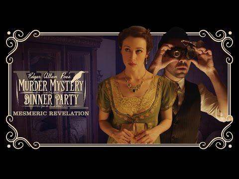 Edgar Allan Poe's Murder Mystery Dinner Party Ch. 7: Mesmeric Revelation