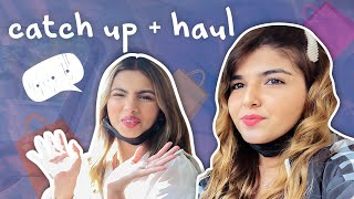 day in my life (catch up + haul) 🕺🏻 | Aashna Hegde