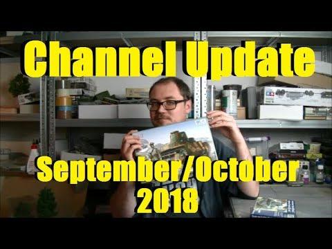 Channel Update September/October 2018