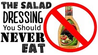 The Salad Dressing You Should NEVER Eat + 3 Healthy Alternatives Thumbnail