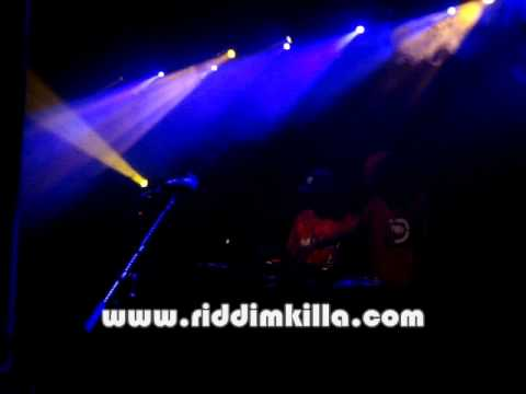 Warm Up Elephant Man - Red Alert Sound - Paris 2011
