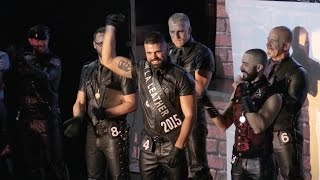 TRM: Patrick Smith - Mr LA Leather 2015 win and interview