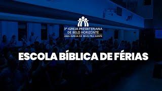 EBD de Férias | Pr. Felipe Abreu